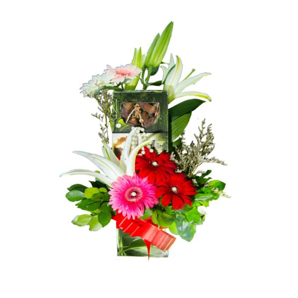 Spirit, Ramadan, Lilies, Fresh flower bouquet,