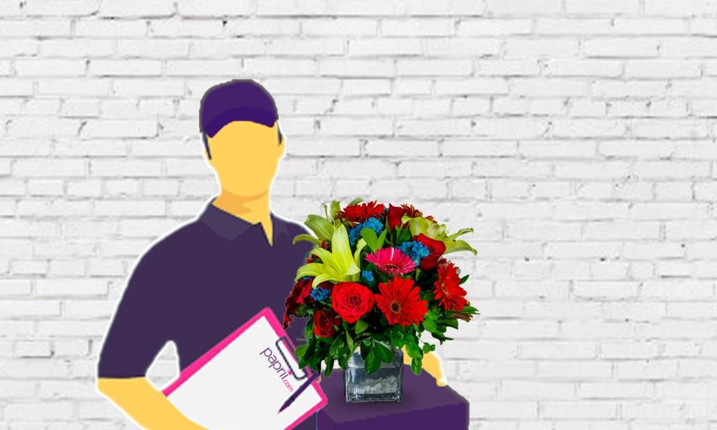 Online Fresh Flower Delivery